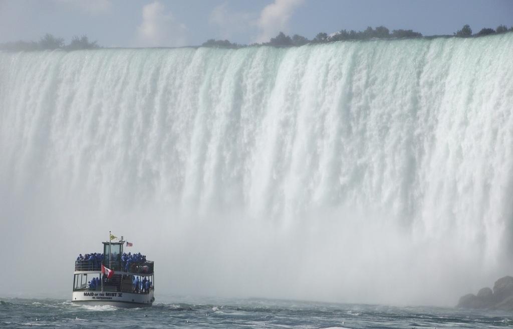 Niagarafaelle Maid of the Mist