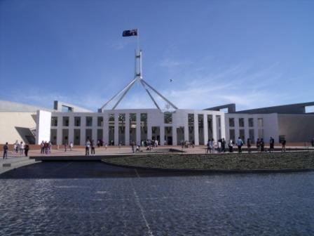 Canberra, Australien