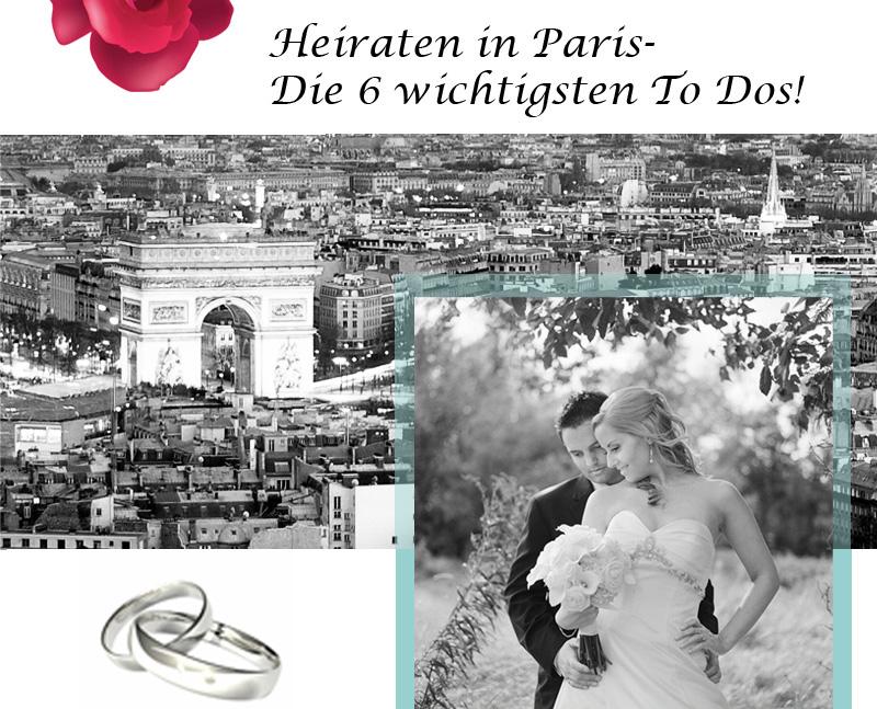 Heiraten Paris Kopie