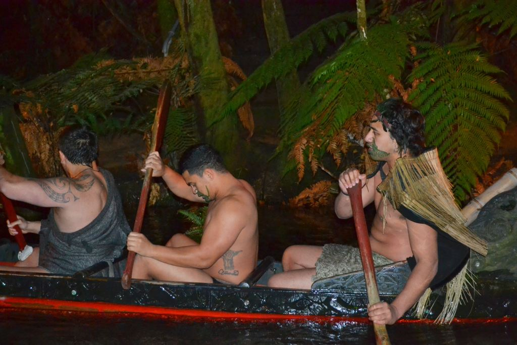 Māori, Rotorua