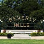 Beverly Hills Zeichen