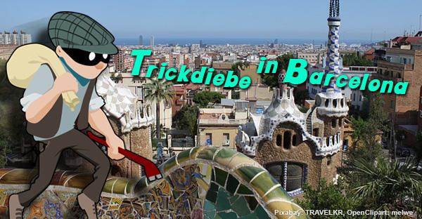 Barcelona-Trickbetrueger