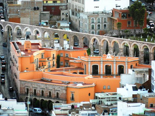 Quinta Real Zacatecas Afuera