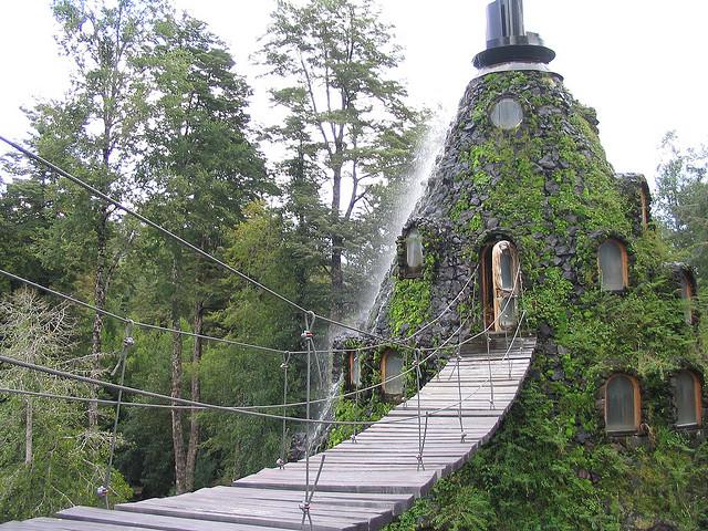 Montaña Magica Hotel Water