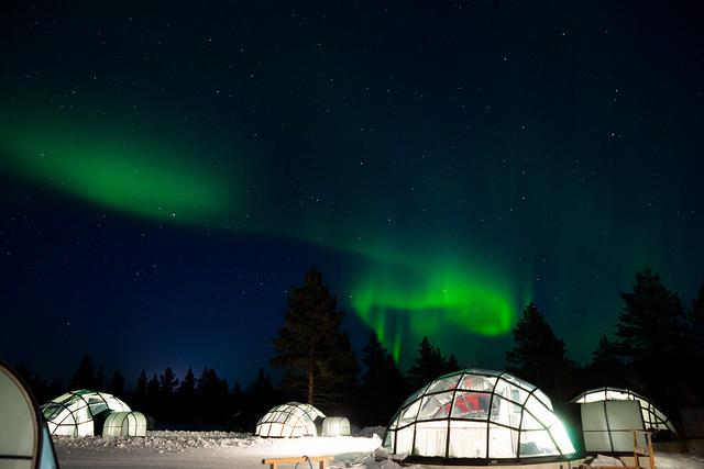 Kakslauttanen Hotel Polarlight