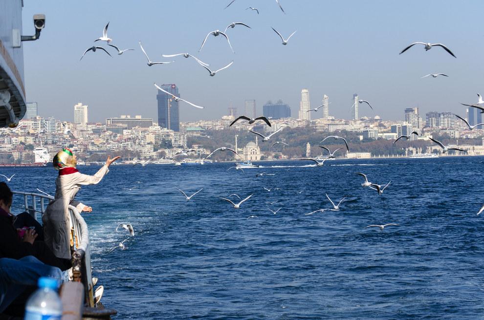 Fähre Istanbul